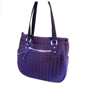 Vera bradley emily satchel and wallet
